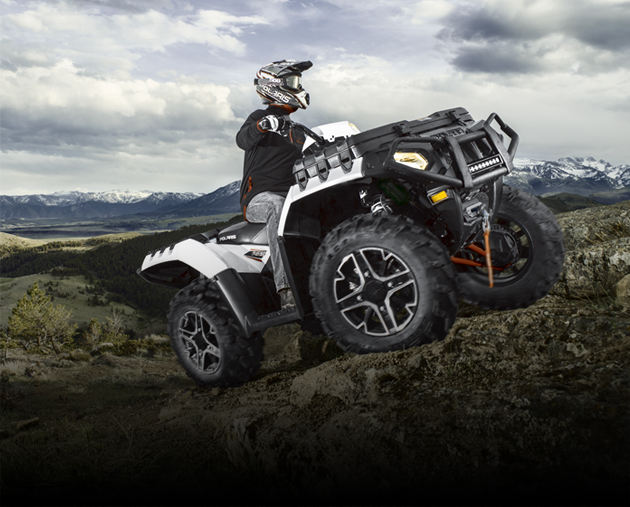 Polaris Sportsman Parts