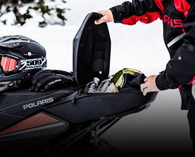 Polaris Sled Accessories