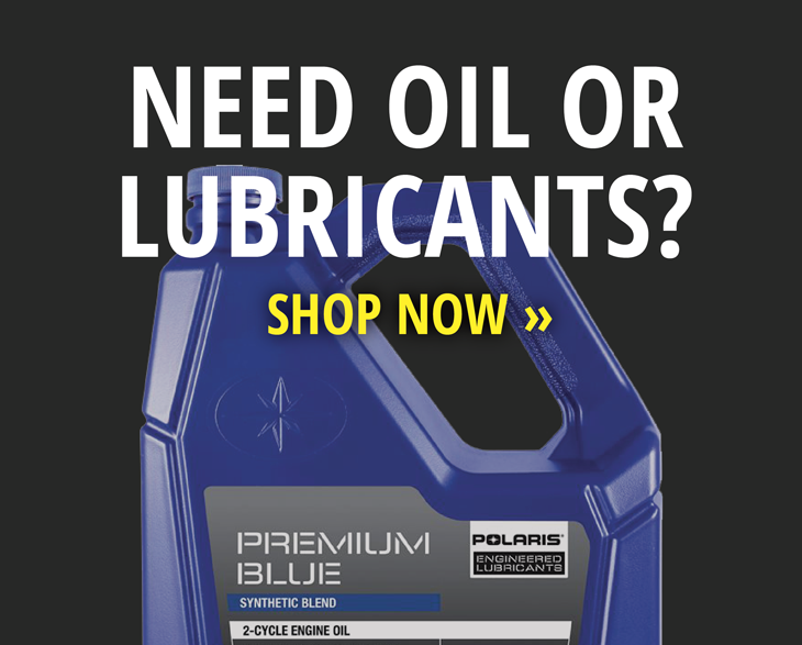 Shop Polaris Oil and Chemicals!